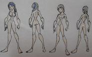 Claire Rodriguez anatomy