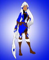 Yue, the Moon Princess