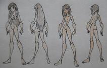 Mandy Wong anatomy