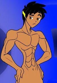 Shiro anatomy