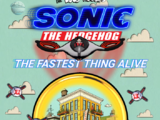 Sonic the Hedgehog: The Fastest Thing Alive