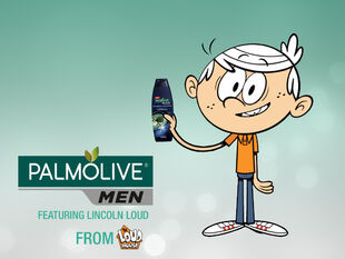Palmolive Men featuring Lincoln Loud