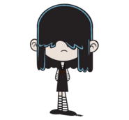 Lucy Loud (The Luxurious Loud House