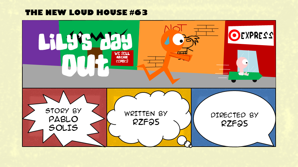 Loudhouse Character Thumbnail Lily