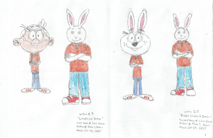 Lincoln Loud and Buster Baxter Pictures