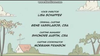 The Loud House End Credits Portuguese