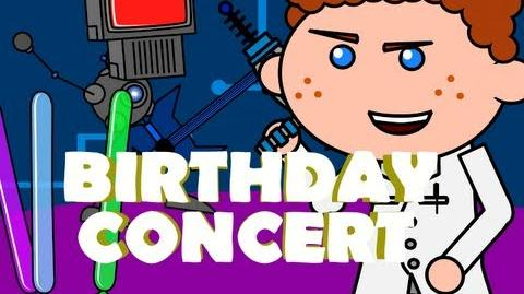 Yequil's Birthday Concert