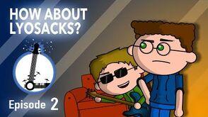 HOW ABOUT LYOSACKS? - The Lyosacks Ep
