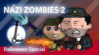 NAZI ZOMBIES 2 - The Lyosacks Halloween Special