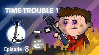TIME TROUBLE 1 - The Lyosacks Ep