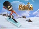The magic roundabout soldier sam wallpaper 1