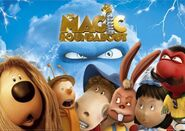 The magic roundabout poster 1