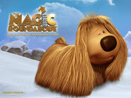 The magic roundabout dougal wallpaper 1