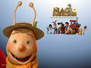 The magic roundabout brian wallpaper 2