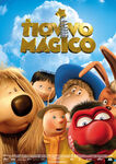 The magic roundabout spanish poster
