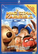 The magic roundabout polish dvd cover