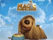 The magic roundabout dougal wallpaper 3