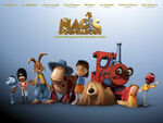 The magic roundabout group wallpaper 1