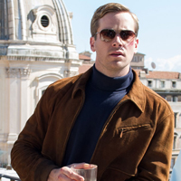 Ilya Kuryakin Movie