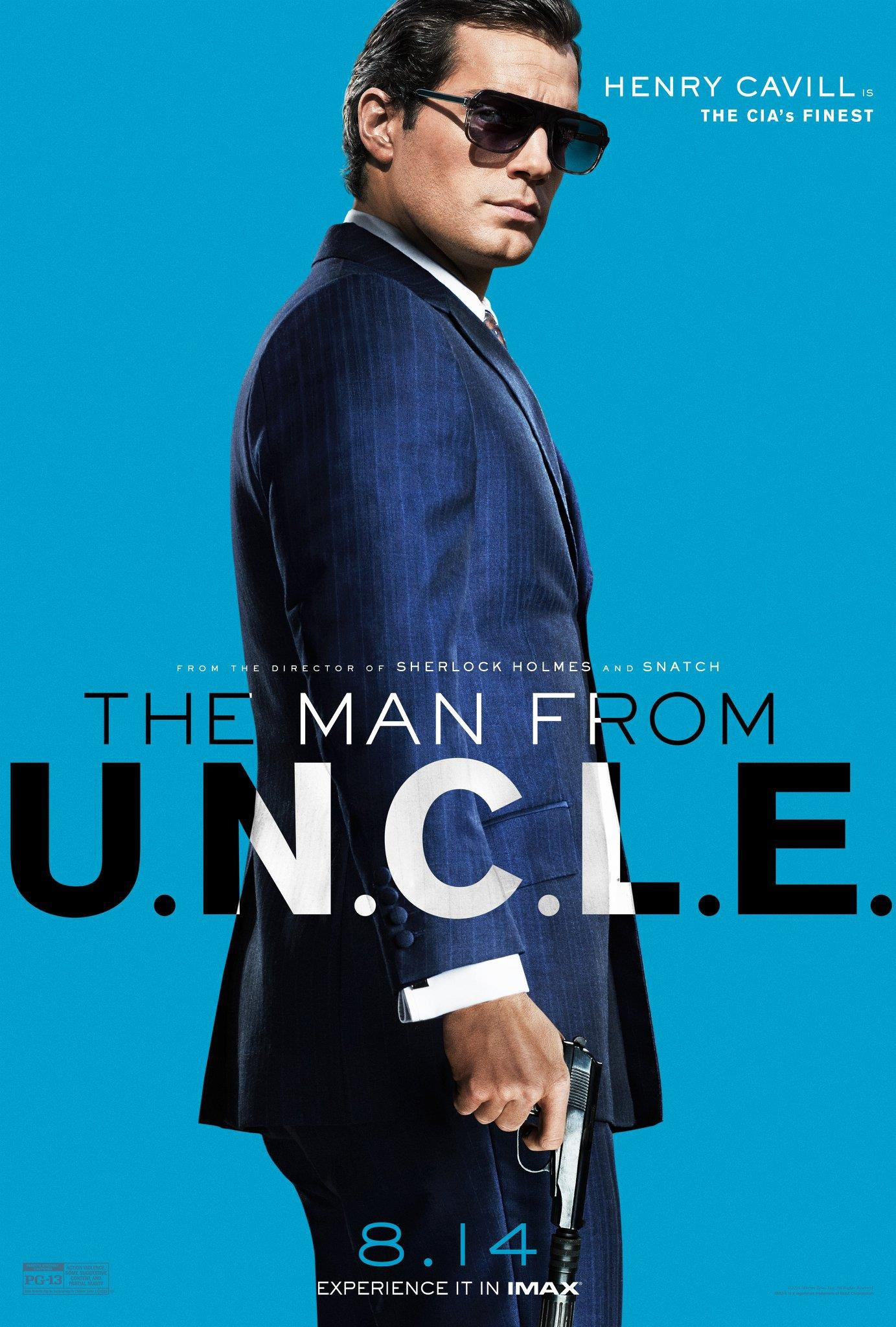 Image - The Man from U.N.C.L.E. (film) poster 3.jpg | The Man from ...