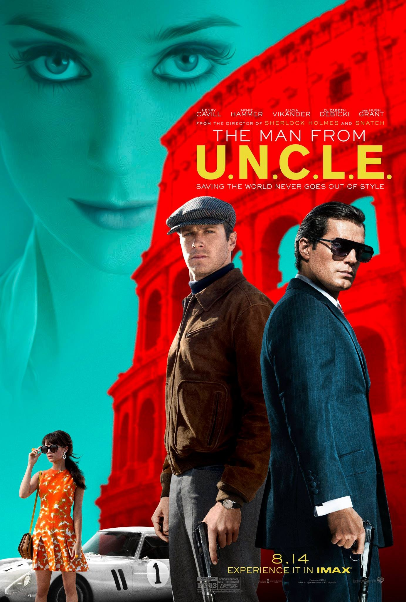 the man from u n c l e film the man from u n c l e wiki fandom powered by wikia. Black Bedroom Furniture Sets. Home Design Ideas