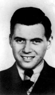 Josef Mengele in real life
