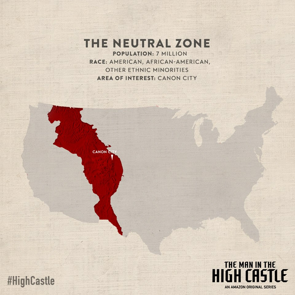 Neutral Zone   The Man in the High Castle Wikia   FANDOM powered by ...