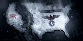 Man In The United States Map.United States The Man In The High Castle Wikia Fandom Powered By