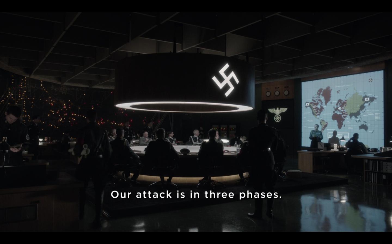 Adolf hitlers plan for world domination