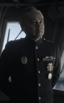 Imperial navy admiral