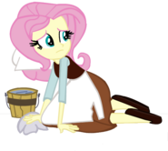 Fluttershy as cinderella by tdimlpfan234-dbe522u