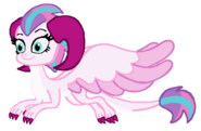 Flurry Heart (Dragon) Vector 4