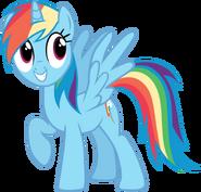 Pony request 160 alicorn rainbow dash by ah darnit-d5yuddz