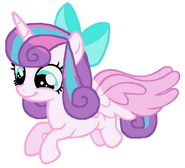 Flurry Heart (Alicorn) Vector 1
