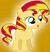 Sunset Shimmer (Filly)