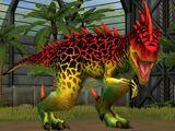 Tyrannos The Allosaurus