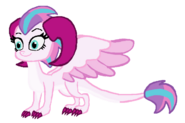 Flurry Heart (Dragon) Vector 1