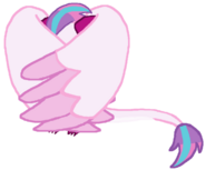 Flurry Heart (Dragon) Vector 44