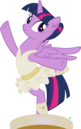 Ballerina twilight sparkle by arifproject-dbalbek