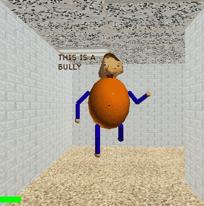 картинка хулигана из игры балди подборка