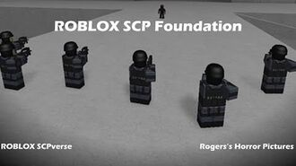 ROBLOX SCP Foundation The Movie