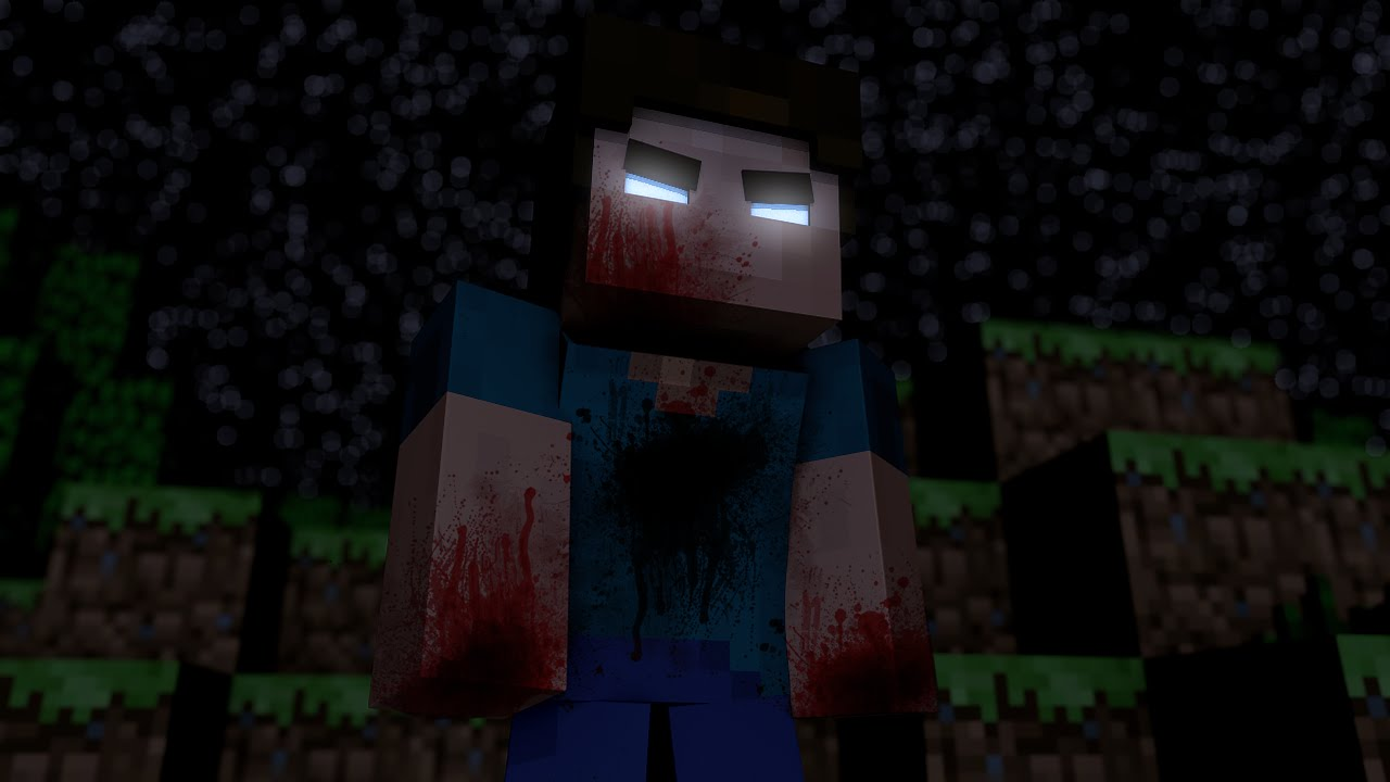 herobrine the many adventures of minecraft rogers wikia fandom