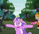 Fiver And Rogers's Adventures in The Daughter Of Discord