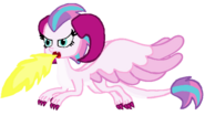 Flurry Heart (Dragon) Vector 8