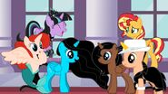 Rogers is a Ladies Alicorn Confirmed