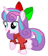 Flurry Heart (Alicorn) Vector 15