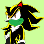 Shadow the hedgehog base by maddereadsminds-d7nldbg