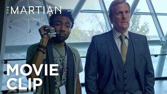 "The Martian ""Checks Out"" Clip HD 20th Century FOX"