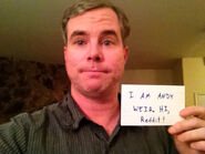 Andy Weir 4