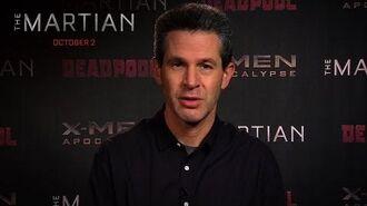 The Martian Simon Kinberg Fan Q&A HD 20th Century FOX